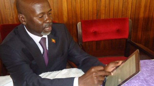 Uganda gives iPads to all MPs