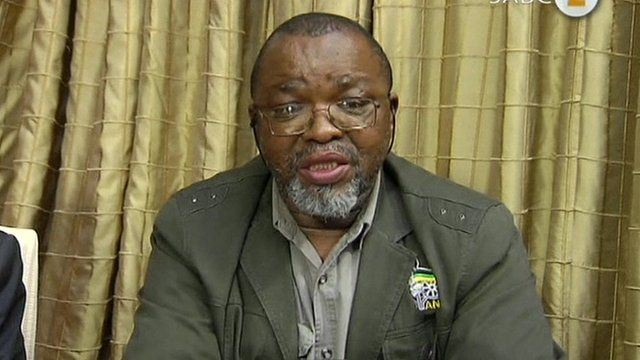 Anc Secretary General Gwede Mantashe Said Nelson Mandela Had Worked Tirelessly For The Anc And A Free South Africa