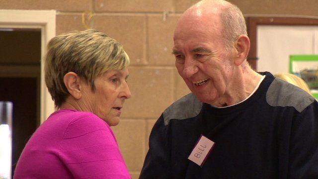 Alzheimer's disease: 'Illness has taken over our lives'