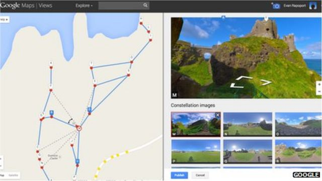 Google lets users create own Street View