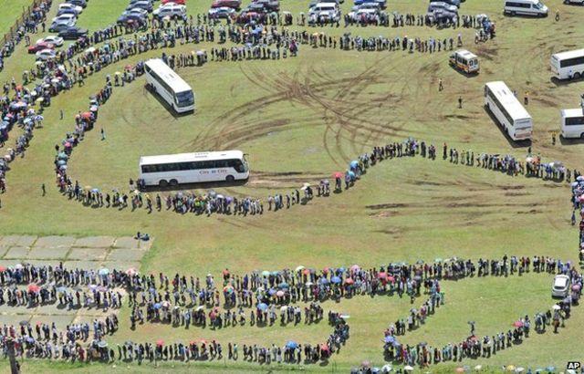 S Africa investigates 'fake signer' security checks
