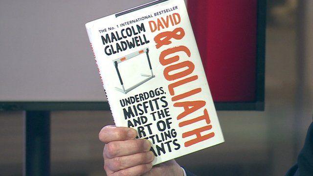 David And Goliath Malcolm Gladwell Book Cover