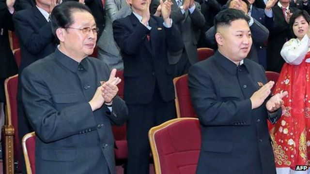 North Korean purge of leader's uncle sparks stability fears