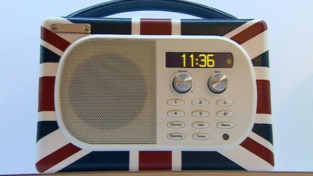 Digital radio