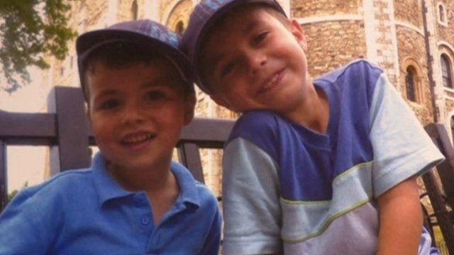 Rachel Neustadt's sons