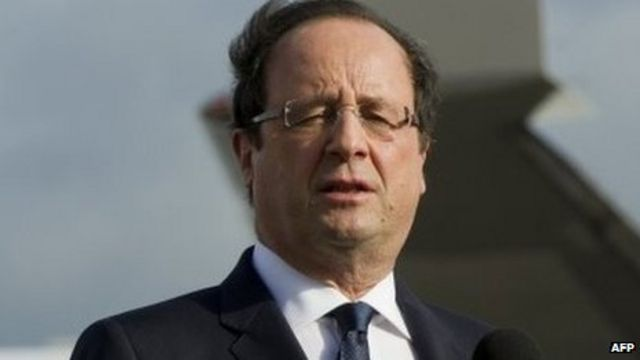 French President Francois Hollande to shun Sochi games