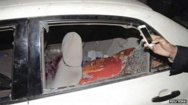 Pakistan killing: Shia cleric shot dead in Lahore