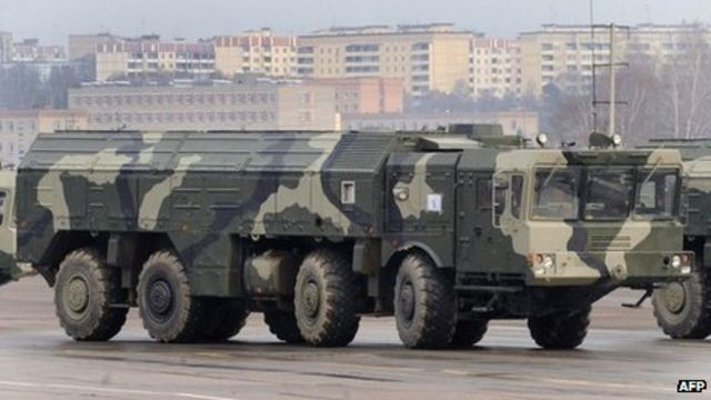 Kaliningrad: European fears over Russian missiles