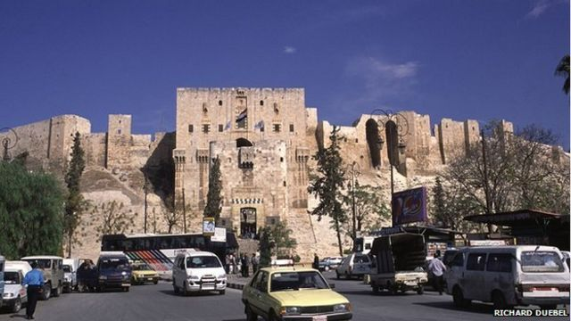 Growing concern over Syria heritage sites