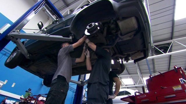 Car Insurance Premiums Too High Bbc News