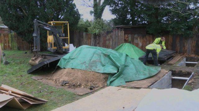 Wallingford burial