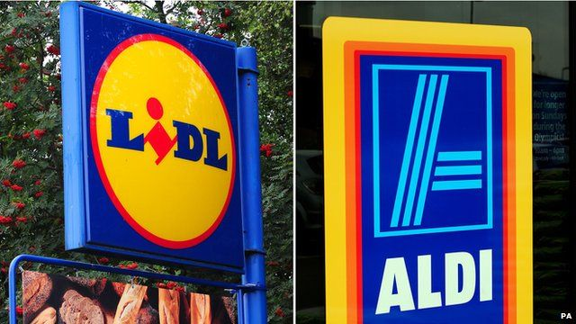why have lidl and aldi become so popular bbc news. Black Bedroom Furniture Sets. Home Design Ideas