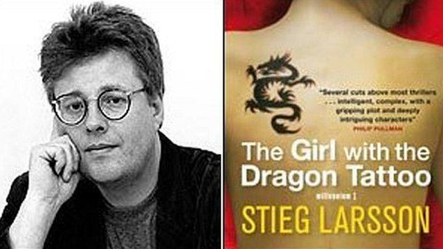 dragon tattoo sequel will be 39 a book of its own 39 bbc news