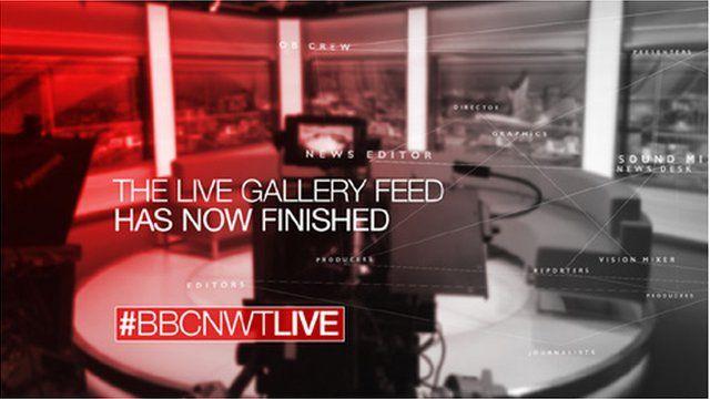 BBC North West Tonight gallery feed