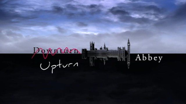 Upturn Abbey logo
