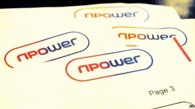 Npower logos