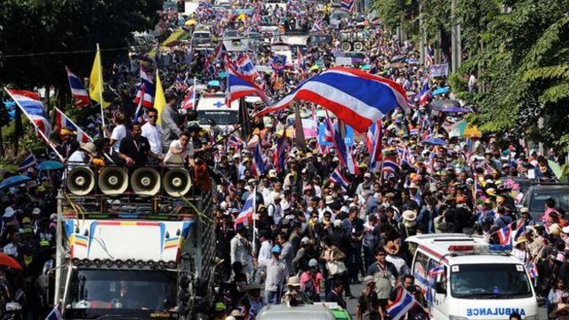 Thai opposition to boycott 2 February elections