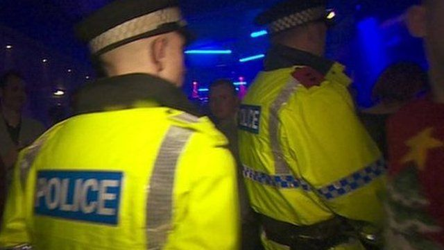 Police in Greater Manchester