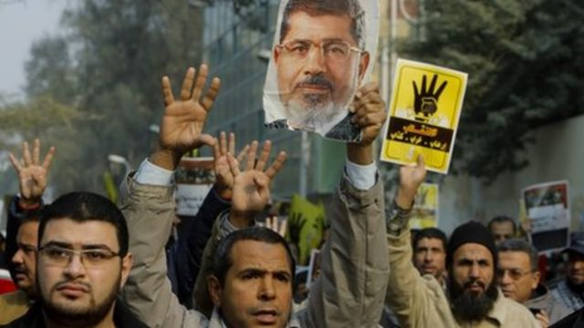 Ousted Egypt leader Morsi to face third criminal trial