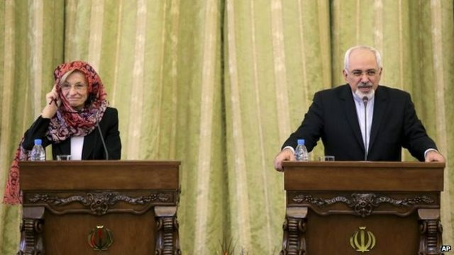 Iran nuclear talks with world powers make 'slow progress'