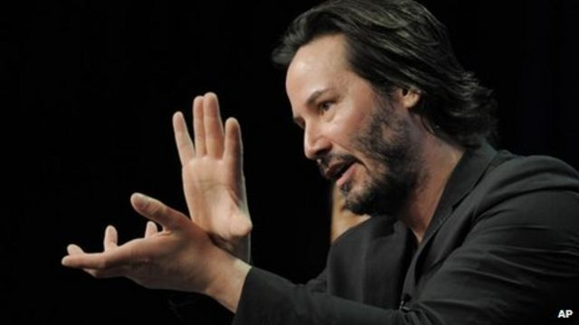 Keanu Reeves rules out Point Break remake
