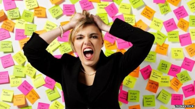 Stress test: Are you fit for work?