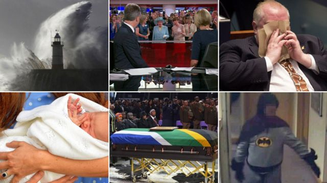 Some of 2013's most memorable videos
