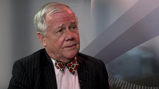 Investor Jim Rogers warns about impact of 'artificial sea of liquidity'