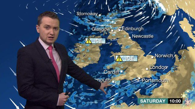 Weather Today: UK Weather Forecast: 'More Wild Weather To Come'