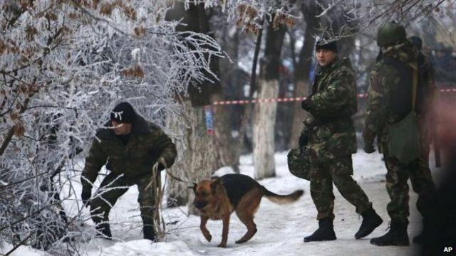 Volgograd blasts: Second suicide bomb hits Russia city