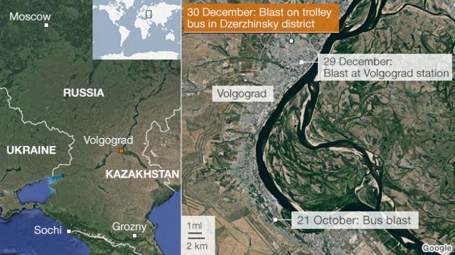 Volgograd blasts: Putin vows to 'annihilate terrorists'