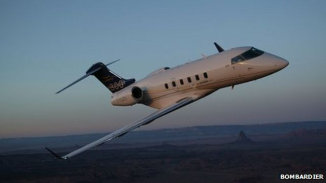 Canadian firm Bombardier sells 10 jets for $259m