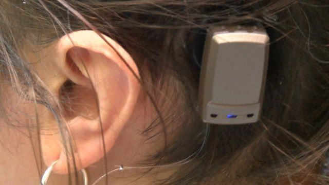 Magnetic hearing aid