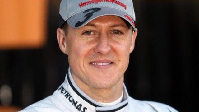 Michael Schumacher, pictured in 2010