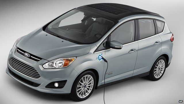 Ford to unveil its first solar-powered car