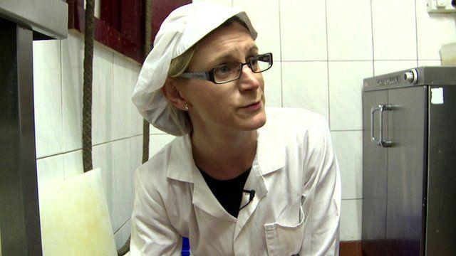 Food hygiene inspector