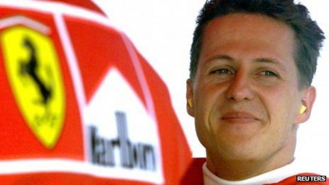 Michael Schumacher ski helmet camera 'examined'