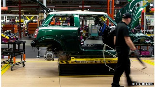UK car production reaches six-year high, says trade body