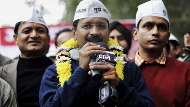 Indian media discuss AAP's national policies