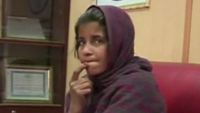 Afghan child would-be suicide bomber
