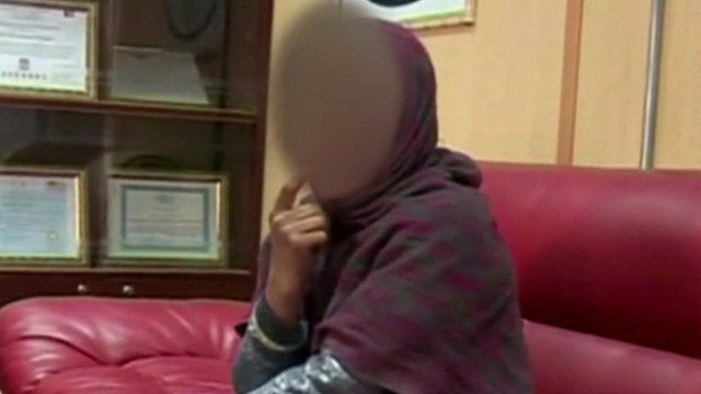 Afghan would-be child suicide bomber