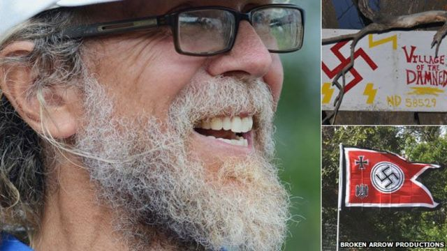 The North Dakota town that thwarted a neo-Nazi takeover