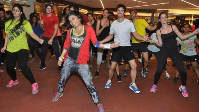 India's growing fitness craze