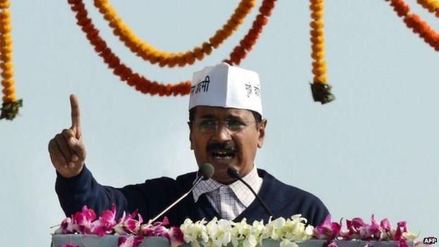 India's Delhi government's anti-corruption helpline gets thousands of calls
