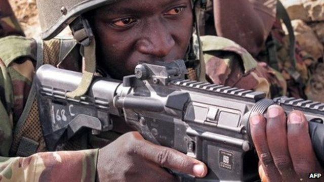 Kenya planes 'kill Somali militants' from al-Shabab