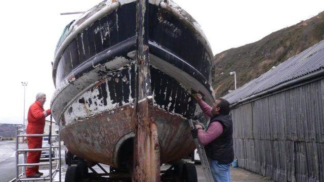 Charterhouse boat