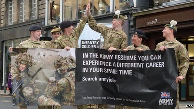 Army campaign