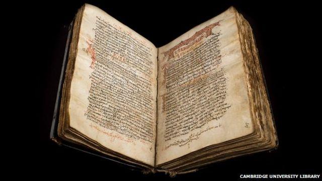 Cambridge University 'hope' for biblical manuscript bid