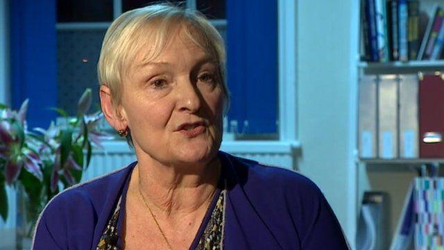 Northampton General Hospital Chief Executive Sonia Swart