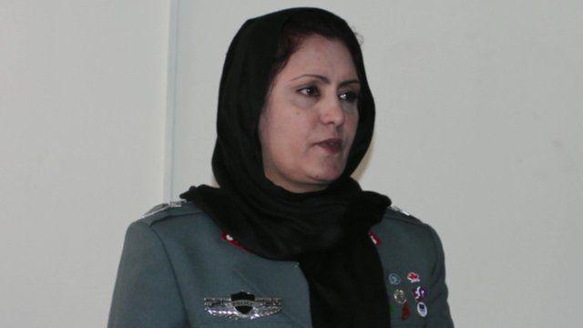 Colonel Jameela Bayaz
